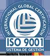 ISO-9001 Fundación Senara