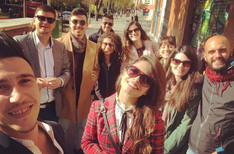 red joven-Fundacion-Senara